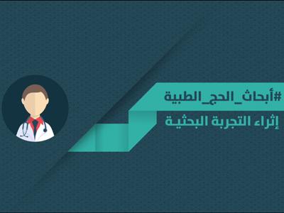 Hajj Medical Research